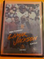 lamar jackson rc luminance bronze #/225 mint+🔥🔥📈
