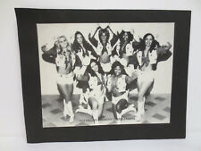 DALLAS COWBOYS CHEERLEADERS PICTURE 8.5X11 VINTAGE RETRO VTG 1972 NFL FOOTBALL