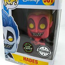 Gear4Geeks Disney Hercules Hades GITD Funko Pop Vinyl New /& in the UK