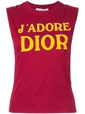 Christian Dior J'Adore Ombre Cropped Top Size FR40 Small