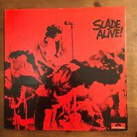 SladeSlade AliveLPEX/EXPolydor2383 101