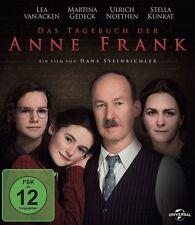 DAS TAGEBUCH DER ANNE FRANK   BLU-RAY NEU  ULRICH NOETHEN/MARTINA GEDECK/+