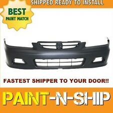 Fits 2001 2002 Honda Accord Coupe Front Bumper Painted (HO1000195)