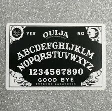 Ouija Board Sticker mystic occult PVC Vinyl window car laptop Goth Emo horror