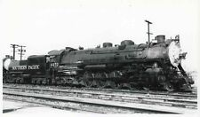 6FF904 RP 1954/1970s? SOUTHERN PACIFIC RAILROAD ENGINE #4472 BAKERSFIELD CA