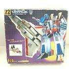 Vintage Japanese G1 Transformer Starscream with box