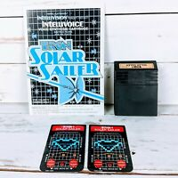 Intellivision Tron Solar Sailer by Mattel Electronics 1982 Video Game