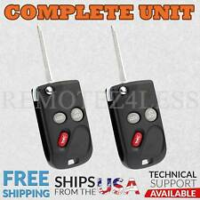 2 Keyless Entry Remote For 2001 2002 2003 2004 Chevrolet S10 Car Key Fob Control