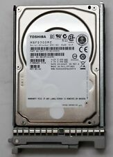 "Genuine Used Toshiba MBF2300RC 300GB Internal 10000RPM 2.5"" MBF2300RC HDD"
