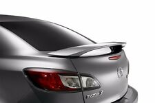 #312 PRIMERED FACTORY STYLE SPOILER  fits the 2010 2011 2012 2013 MAZDA 3