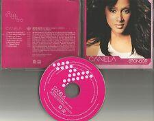 CANELA & DJ CLUE Sponsor  8TRX EDITS & REMIXES INSTRUMENTAL & ACAPELLA PROMO CD