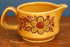 A Vintage Palissy Casual Ware jug in Sierra 70 [Royal Worcester]