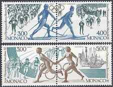 FRANCE MONACO NO.1770 TO NO.°1773 - NEW WITH ORIGINAL GUM - SIDE