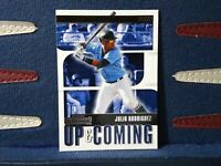 2020 Panini Contenders Julio Rodriguez RC Up & Coming #UC-6 Seattle Mariners