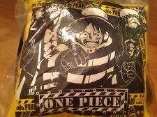 RARE One Piece cushion pillow luffy Sanji zorro Japan authentic