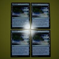 Vivid Creek x4 Commander 2017 4x Playset Magic the Gathering MTG