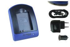 Cargador (USB) NB-10L NB10L para Canon PowerShot G15, G16, G1X, SX40 HS, SX50 HS