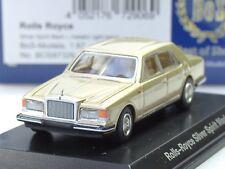 BOS Rolls Royce Silver Spirit Mark I, gold - 87326 - 1:87