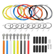 Jagwire Kit Brake + Gear Front Rear Inner Outer Bike Cables Bicycle Cable Set NJ