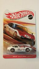 Hot Wheels RLC Exclusive  Shelby Toyota 2000GT Low Number # 484