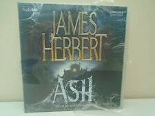 Ash by James Herbert (Audio CDs) Read by Steven Pacey, 22 hours +