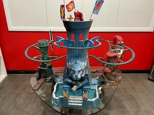 MOTU ETERNIA PLAYSET ALMOST COMPLETE, WORKING AND EXCELLENT CONDITION VERY RARE!
