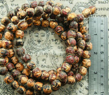 108 Mala Prayer Beads Necklace Somdej Toh Wang Na Wat Phra Kaew Holy Thai Amulet