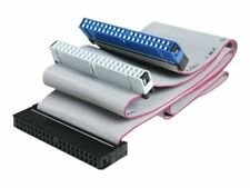Hi Speed 80-wire IDE ATA-100 Dual Drive Ribbon Cable 40cm