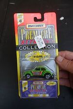 MATCHBOX Premiere RETRO '70s - DRAGON WHEELS VW Beetle Dragster Vintage Classic