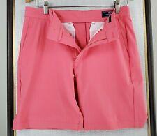 VINEYARD VINES 30 Waist 8 Inseam Mens Performance Pink Stretchy Breaker Shorts