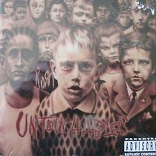 KORN - Untouchables (CD) FREE UK P+P ..........................................