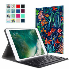 Keyboard Folio Case For iPad Air 1st (2013) A1474/A1475 Slim Case Stand Cover