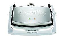 Breville 3 Slice Sandwich Panini Press DuraCeramic Coating Toastie Maker VST071