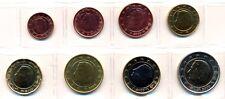 Belgien 2000 Euro-Satz KMS 1 Cent - 2 € kompl. unz. in Münzhülle aus Introset