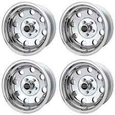 AMERICAN RACING AR172 BAJA AR1725865 RIMS QTY 4 15X8 -19MM OFFSET 5x4.5 POLISHED