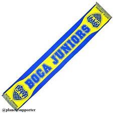 ECHARPE BOCA JUNIORS Argentine scarf schal cachecol sjaal no drapeau maillot ...