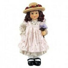 Resin Figure of a Little Girl  in a straw hat  'Dotty'   in 12th scale