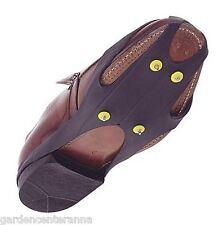 SUOLA CHIODATA TAGLIA 36-42 per scarpe anti scivolo per ghiaccio, fango, sabbia