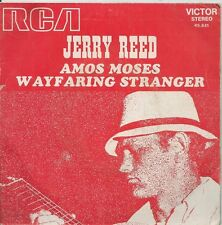 "45 TOURS / 7"" SINGLE JUKE BOX--JERRY REED--AMOS MOSES--70'"