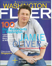JAMIE OLIVER interview The Naked Chef  Food Revolution JOSE ANDRES 2011 magazine