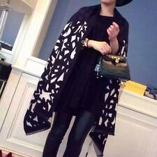Lady Long  Soft Wrap Scarf Pashmina Cashmere Womens Scarves Stole Shawl W94
