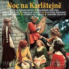 A Night at Karlstein Castle (Noc na Karlstejne) Original Soundtrack CD