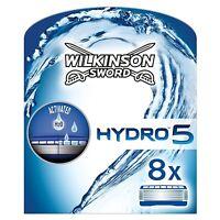 Wilkinson Sword Hydro 5 (8 Pack) Razor Blades Refills