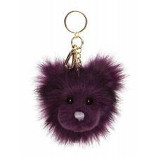 Charlie Bears Teddy Schlüsselanhänger Tiddly Pom Pom Brat ca. 9x10cm groß