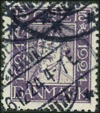 Denmark Scott #169 Used