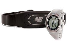 NEW Balance n4 Pearl Donna Running Cardiofrequenzimetro Orologio + Petto Cinghia Nuovo