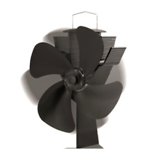 Scandia THERMAL POWERED ECO FAN SCAC005 Circulates Warm Air *Australian Brand