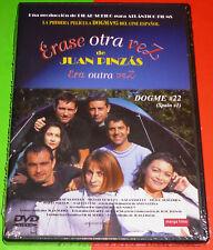 ERASE OTRA VEZ / ERA OUTRA VEZ de Juan Pinzas - DOGMA - DVD R2 Precintada