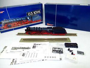 Roco 63281 - Dampflok 03 1014 blau der DB - SPUR H0 - FIBS38