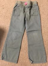 Toddler Girls Circo Pants - Army Green, Size 4T